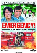 Emergency! - Season 5 (5-DVD)