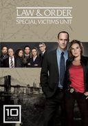 Law & Order: Special Victims Unit - Year 10 (5-DVD)