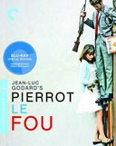 Pierrot Le Fou (Blu-ray, Criterion Collection)