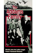 The Addams Family - 2 Episodes (Morticia Joins