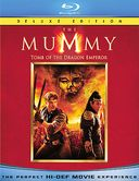 The Mummy: Tomb of the Dragon Emperor (Blu-ray,
