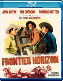The Three Mesquiteers: Frontier Horizon (Blu-ray)