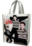 Elvis Presley - Small Recycled Shopper Tote