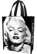 Marilyn Monroe - Small Recycled Shopper Tote