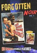 Forgotten Noir, Volume 4: Man from Cairo / Mask