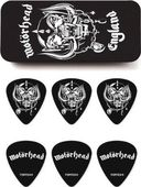 Motorhead -Warpig Pick Tin - 6 .88mm Picks