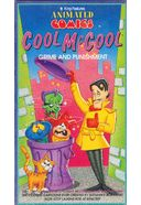 Cool McCool: Grime and Punishment (4 Cartoons)