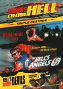 Bikers From Hell Triple Feature (Run Angel Run /