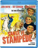 The Three Mesquiteers: Santa Fe Stampede (Blu-ray)