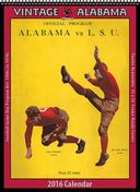 Alabama Crimson Tide - 2016 Vintage Football