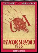Arkansas Razorbacks - 2016 Vintage Football