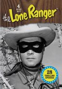 The Lone Ranger - 28 Thrilling Episodes (4-DVD)