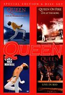 Queen - Live at Wembley / Rock Montreal / Live in