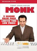 Monk - Seasons 5 & 6 (8-DVD)