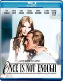 Once Is Not Enough (Blu-ray)