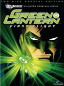 The Green Lantern - First Flight (Special