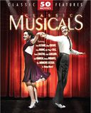 Classic Musicals 50 Movie Pack - 12 Disc Set