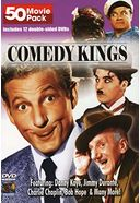 Comedy Kings: 50-Movie Collection (12-DVD)