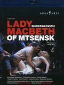 Shostakovich - Lady Macbeth of Mtsensk (Blu-ray,