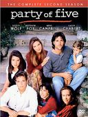 Party of Five - Complete 2nd Season (5-DVD)
