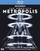 Metropolis (Blu-ray, Limited Edition)