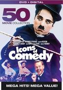 Icons of Comedy (10-DVD)
