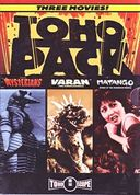 Toho Pack - The Mysterians / Varan the