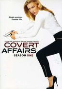 Covert Affairs - Season 1 (3-DVD)