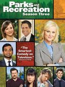 Parks and Recreation - Season 3 (3-DVD)