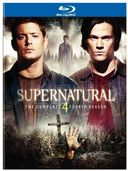 Supernatural - Season 4 (Blu-ray)