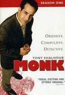 Monk - Season 1 (4-DVD)
