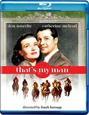 That's My Man (Blu-ray)