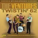 Twistin' 62: Five Original LPs (2-CD)