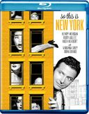 So This Is New York (Blu-ray)