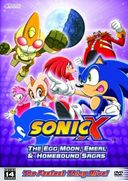 Sonic X: Egg Moon, Emerl and Homebound Sagas