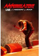 Annihilator: Live at Masters of Rock (DVD, CD)