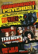 Grindhouse Psychos Triple Feature (3-DVD)