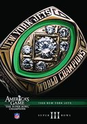 Football - NFL America's Game: 1968 Jets (Super