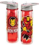 Marvel Comics - Invincible Iron Man 18 oz. Tritan