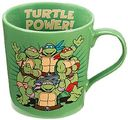 Teenage Mutant Ninja Turtles - 12 oz. Green