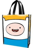 Adventure Time - Small Recycled Shopper Tote