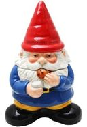 Gnomes - Gnome Sweet Gnome - Ceramic Cookie Jar