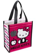 Hello Kitty Insulated Shopper Tote