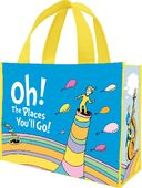"Dr. Seuss ""Oh the Places"" Large Recycled Shopper"