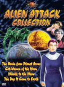 Alien Attack Collection (4-DVD)