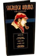 Sherlock Holmes Collection (4-DVD Box Set with