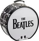 The Beatles - Drum Shaped Tin Tote