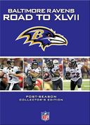 Football - Baltimore Ravens: Road to XLVII (4-DVD)