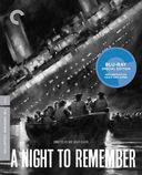 A Night to Remember (Blu-ray, Criterion