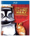 Star Wars: The Clone Wars - Season 1 (Blu-ray)